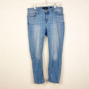 Lucky Brand Cropped Jeans Size 14/32